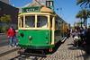 Melbourne Tram by Jamison Wieser