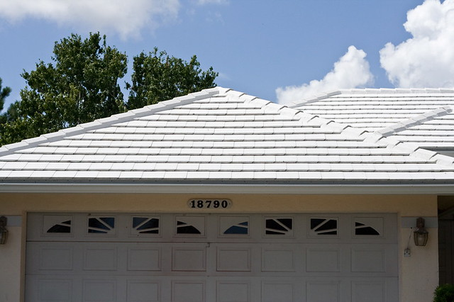 Photo for Flat tile roof