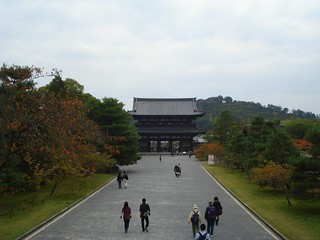 Image of Ninna-ji temple. japan temple kyoto buddhism 京都 日本 仁和寺 ninnaji