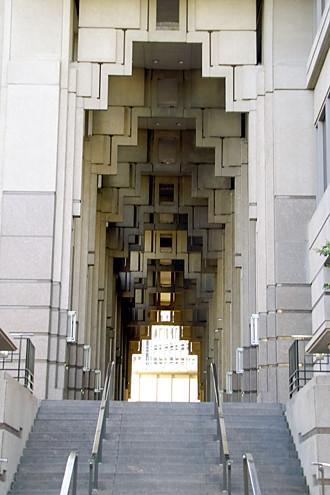 Weird Architecture Atlanta Flickr Photo Sharing