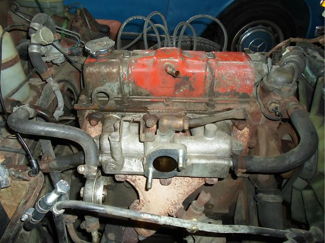 Carburetor off