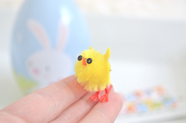 little chick easter gift boxes