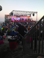 Concert at Santa Cruz Beach Boardwalk
