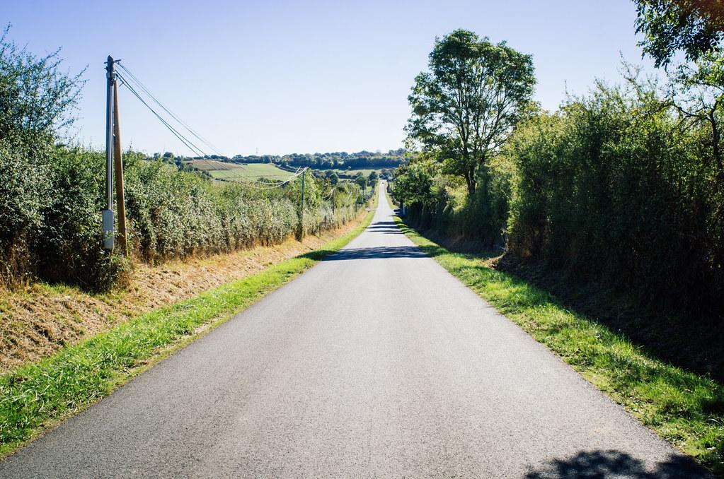 Traversée de l'Indre à vélo - Carnet de voyage France