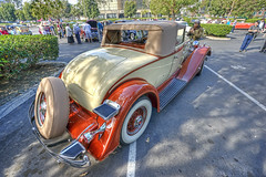 1934 Packard 1201 Convertible Coupe