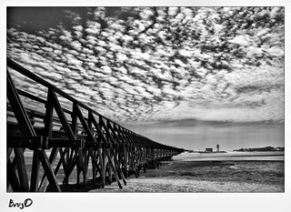 Bridge under Clouds