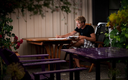 Study, study hard, hard