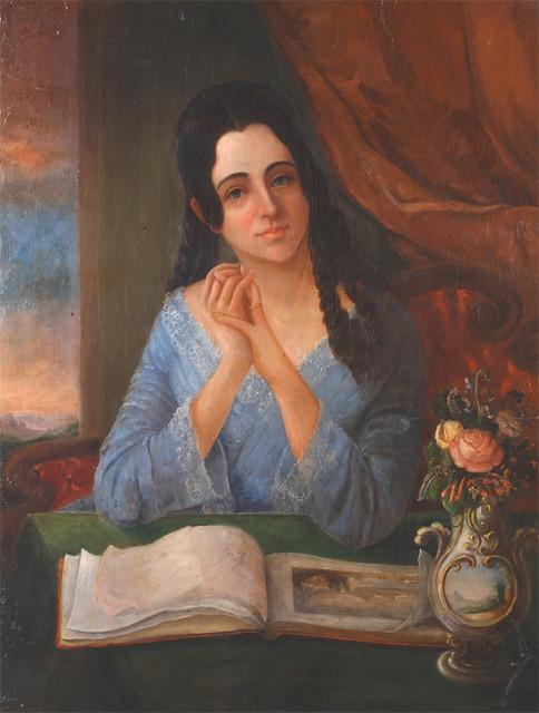 Sarah Solis Carvalho (Painting)