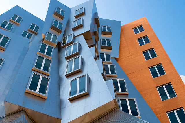 The Ray and Maria Stata Center - Massachusetts - Estados Unidos