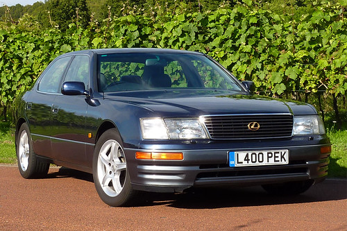 1995 n lexus ls400 sold surrey retro rides. Black Bedroom Furniture Sets. Home Design Ideas