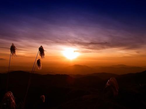 morning mist mountain silhouette sunrise landscape lumix dawn panasonic malaysia suria pagi gentinghighlands rubyphotographer fz28 dmcfz28 ishafizan platinumpeaceaward flickrunitedaward sunporn lovetheclimate