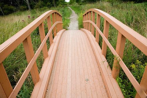 Arboretum Bridge by peterkelly