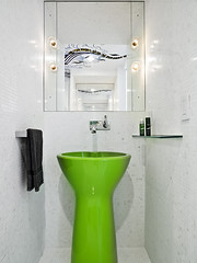 toilet(0.0), bathroom cabinet(0.0), bidet(0.0), flooring(0.0), floor(1.0), room(1.0), interior design(1.0), plumbing fixture(1.0), tap(1.0), bathroom(1.0), sink(1.0),