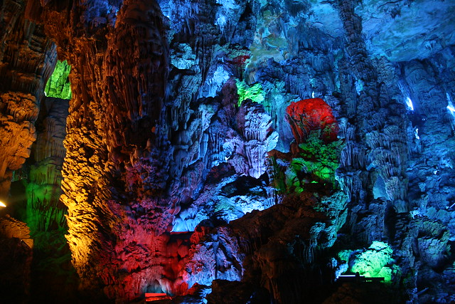 reed flute caves