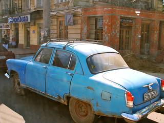 Private transportation in Odessa Ukraine