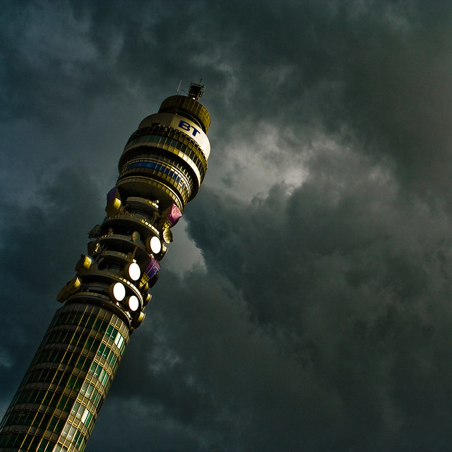 BT Telecom Tower