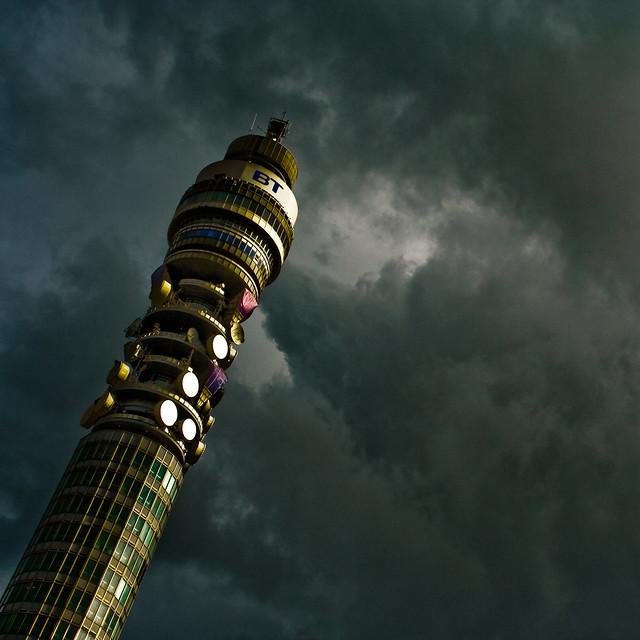 BT Telecom Tower