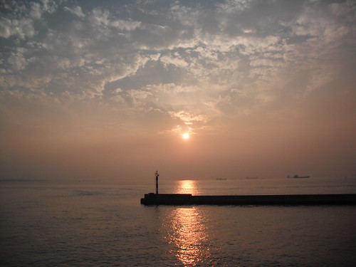 china sunset qingdao 围城 travlingwithoutreservation 還來啊~~