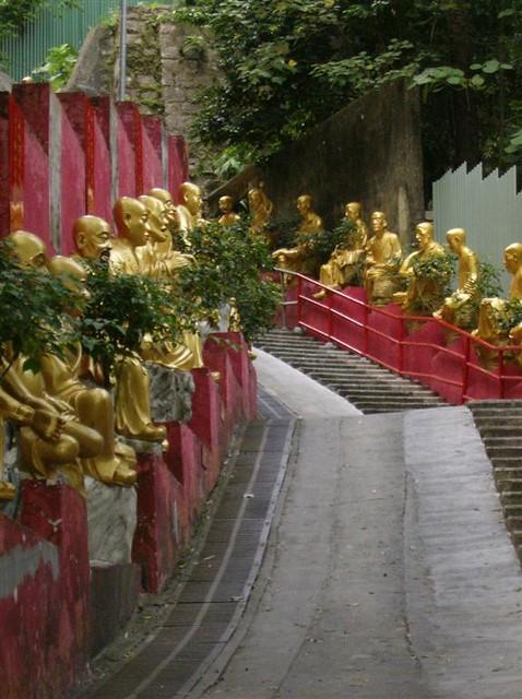 香港沙田万佛寺