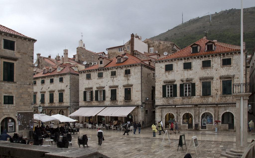 Main Street Placa Stradun Old Town Dubrovnik 2