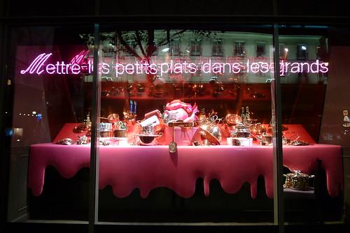 No l gourmand aux galeries lafayette 2 le journal des vitrines - Vitrine noel galerie lafayette ...