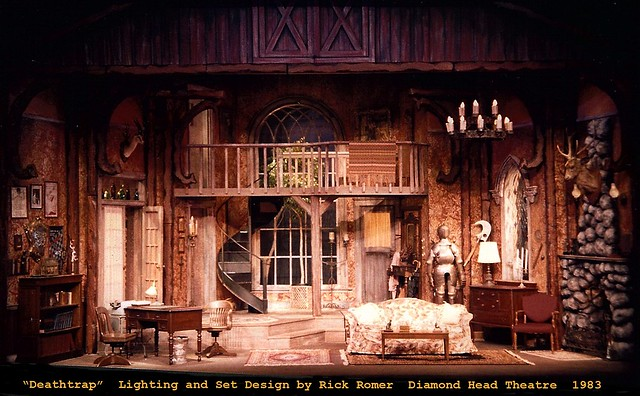 Theatre Stage Design Sets And Lighting An Album On Flickr