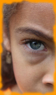 Natie's eye