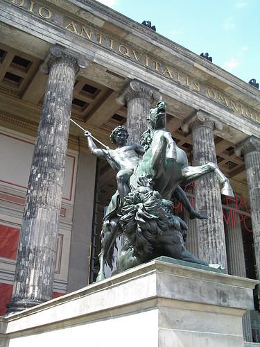 Amazone - Altes Museum