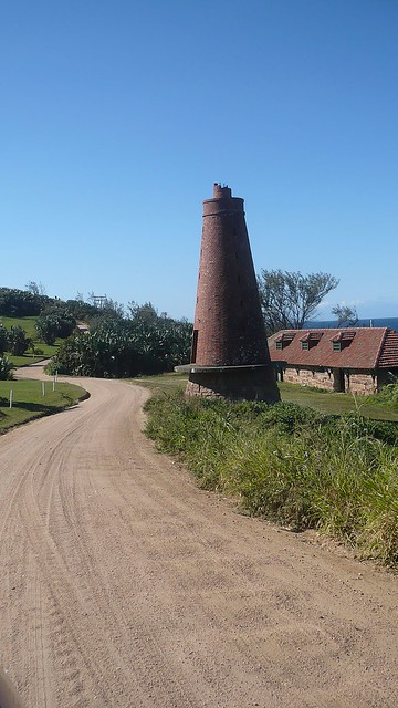 Old Silo and station at Umdomi.