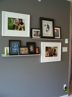 picture wall - june 09