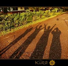 6: 13 am  Las sombras de los exploradores / Explorer's shadows