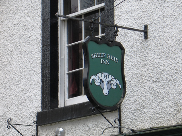 Scotland's Oldest Pub