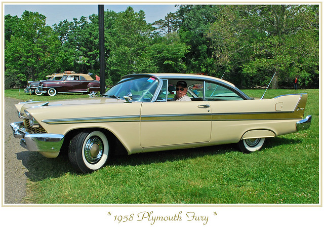 1958 Plymouth Fury | Flickr - Photo Sharing!