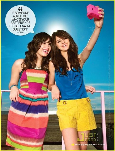 Selena And Demi BFF
