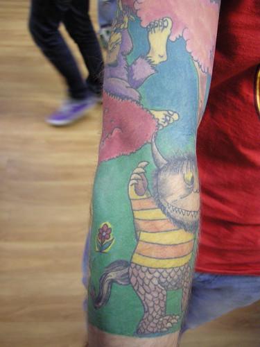 Wild Tattoo