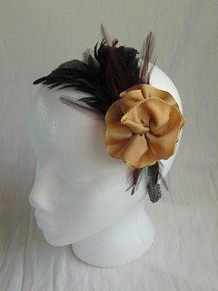 Plume And Bloom Headband