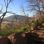 Trail up Stonewall Peak at Cuyamaca Rancho State Park