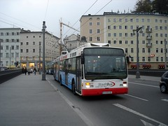 Obus in Salzburg