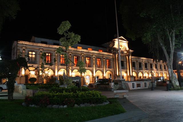 Palacio Municipal, Tetela de Ocampo