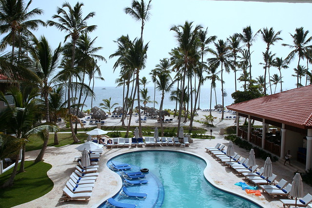 Dreams Palm Beach Resort Hotel Punta Cana Dominican Republic
