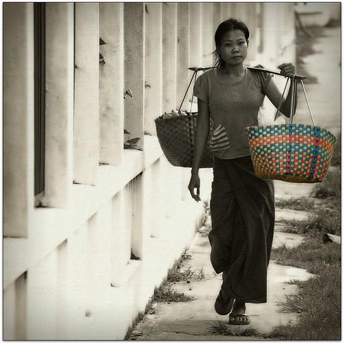 "portrait bw basket explore cisco laos frontpage donkhong champasak siphandon photographia mywinners goldmedalwinner goldstaraward ""photographia"" homersbeautyofwoman"