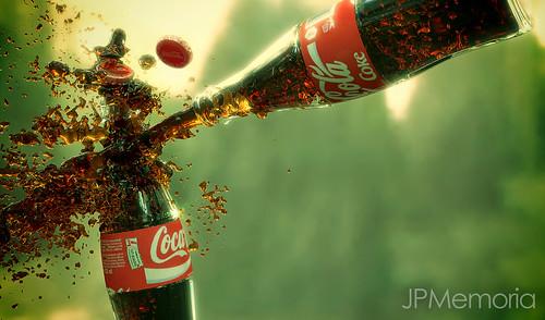 Coke Splash