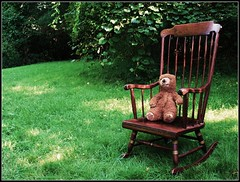 Bear and the Rocking Chair