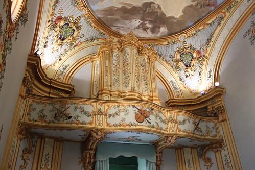 L 39 Organo Restaurato Della Cappella Sistina A Savona