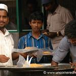 Serving Up Biryani - Chennai, India