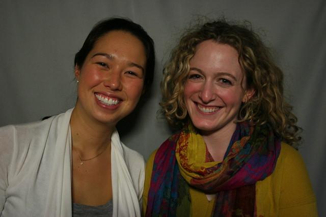 Four Pairs of Interfaith Fellows: Sarah + Joanna Nancy Rosenbaum, associate producer