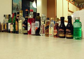Liqueur without a Cabinet