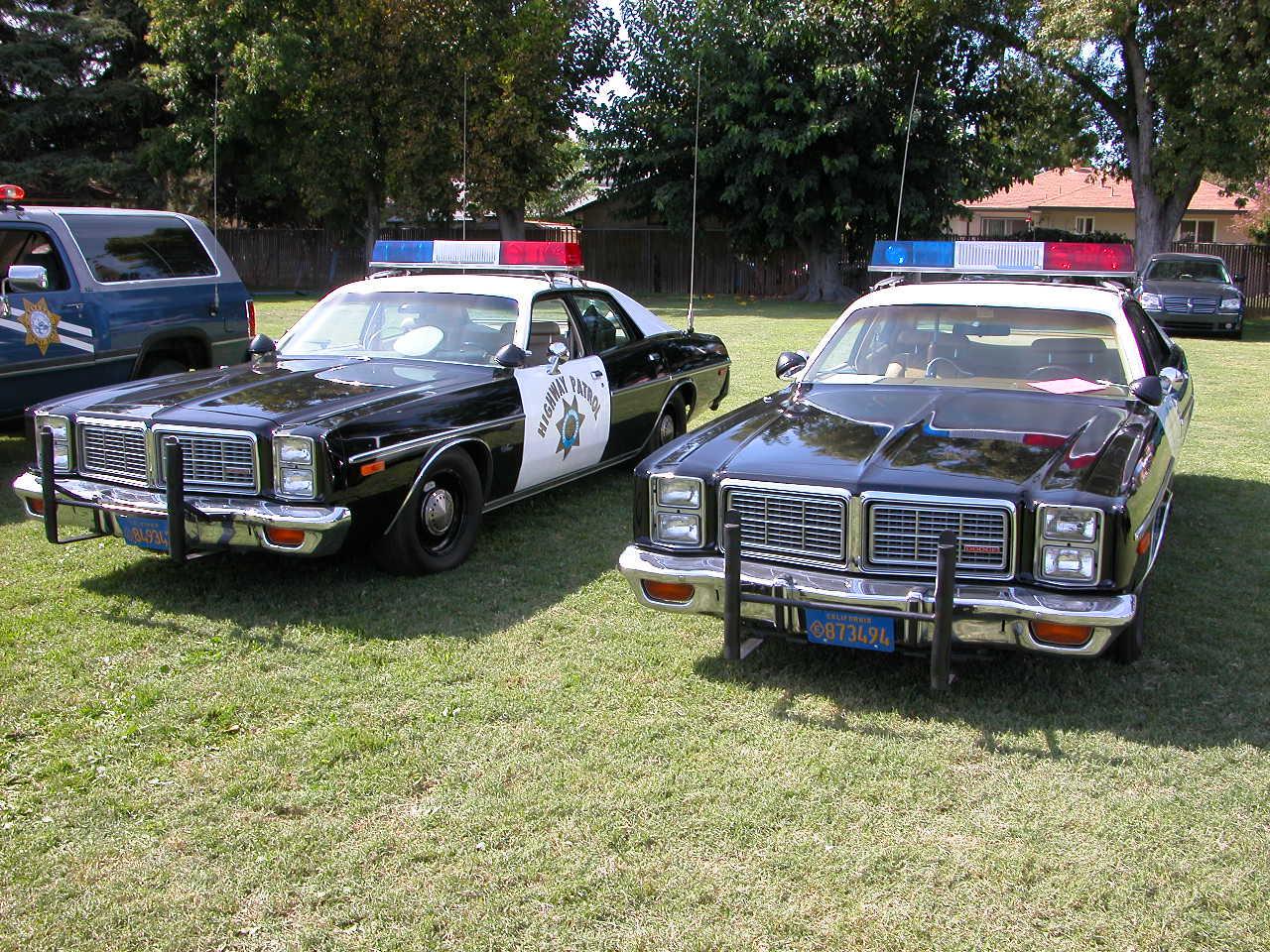 california highway patrol 1977 dodge monaco s 440 s   a