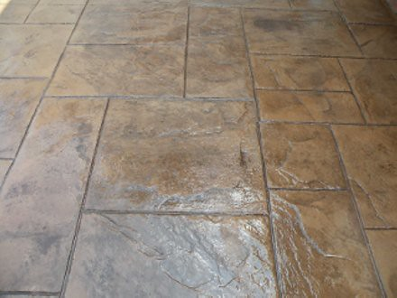 Stamped Concrete Photos A Gallery On Flickr