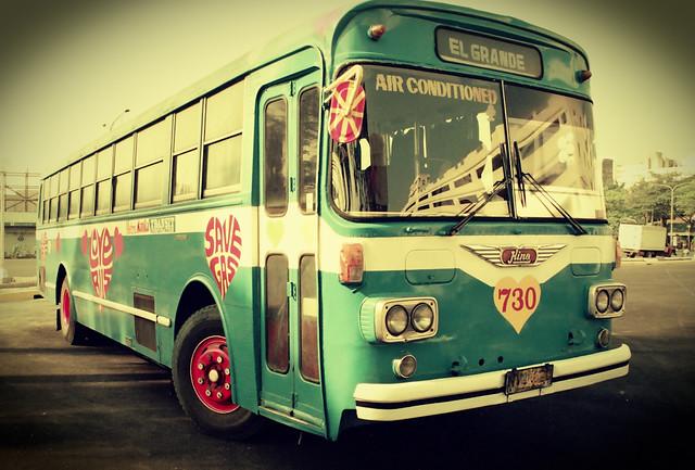 Metro Manila Transit Corporation  Love Buses